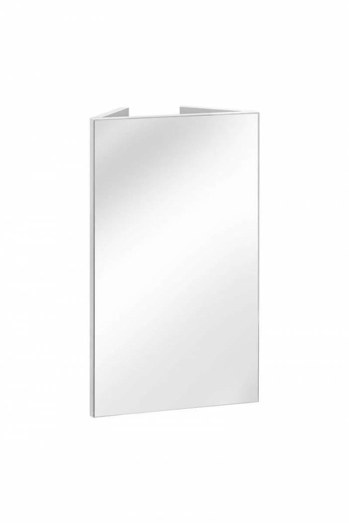 Oglindă de colț Finka White, 40x66x12 cm, sticlă