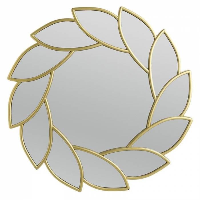 Oglindă hol Marcelene Gold