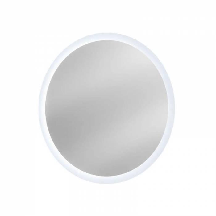 Oglindă rotundă cu LED Venus 60, sticlă