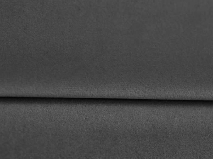 Canapea extensibilă Gia, 3 locuri, gri închis, 212x93x89 cm