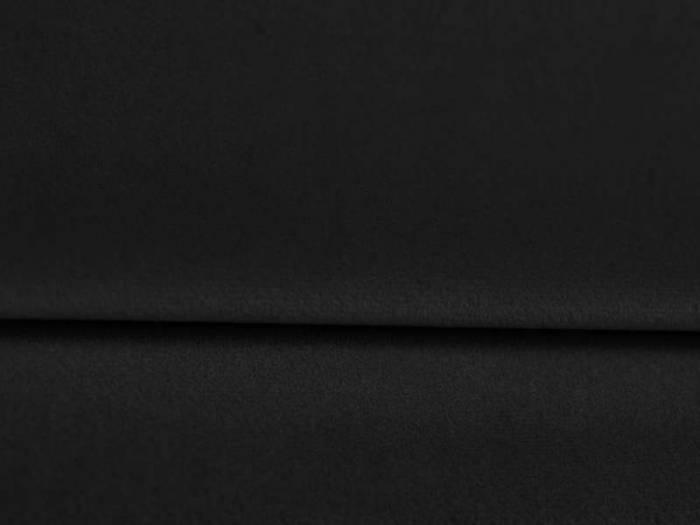 Canapea extensibilă Gia, 3 locuri, negru, 212x93x89 cm