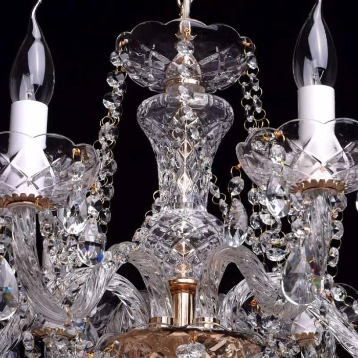 Candelabru clasic de cristal Sublime