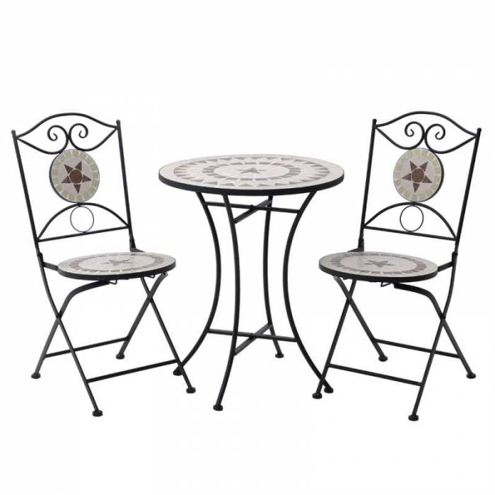 Set masă cu scaune Genie