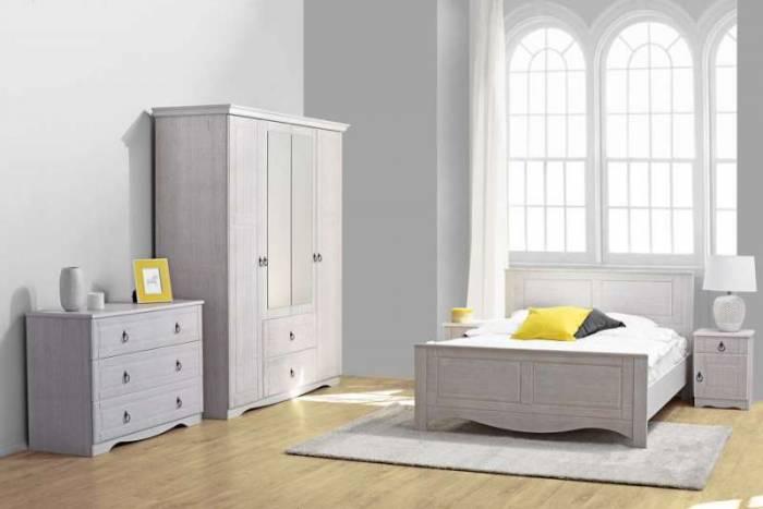 Set mobilă dormitor Blanca