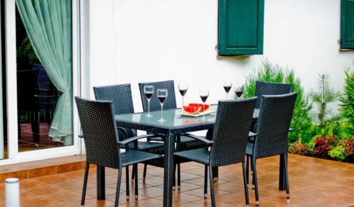 Set mobilier pentru grădină Alessia