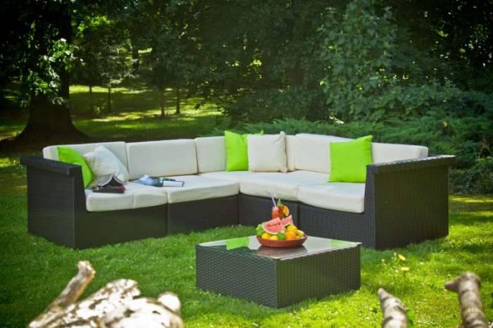 Set mobilier pentru grădină Alma