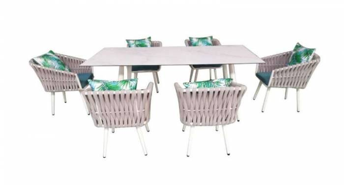 Set mobilier pentru grădină Corda