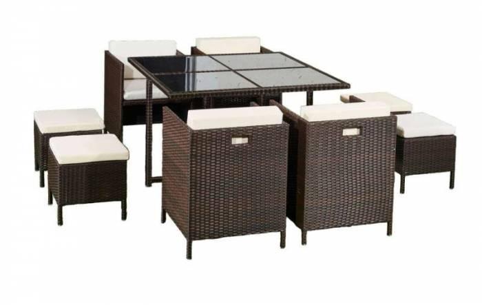 Set mobilier pentru grădină Crista