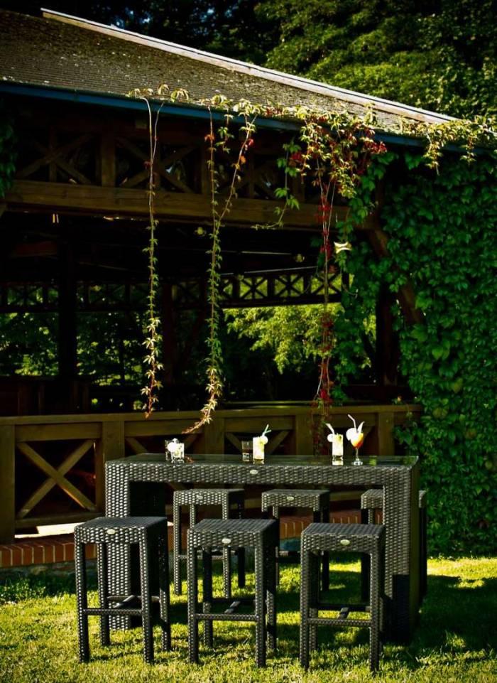 Set mobilier pentru grădină Lenora