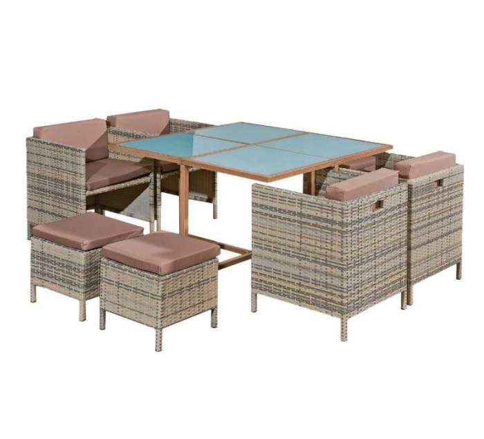 Set mobilier pentru grădină Soffio