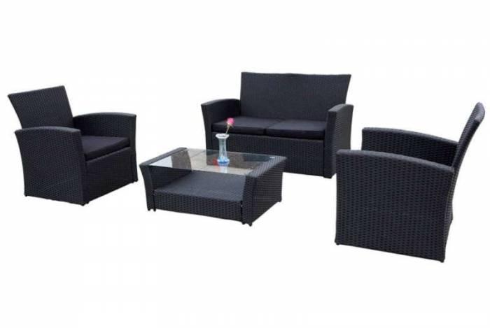 Set mobilier pentru grădină Unico