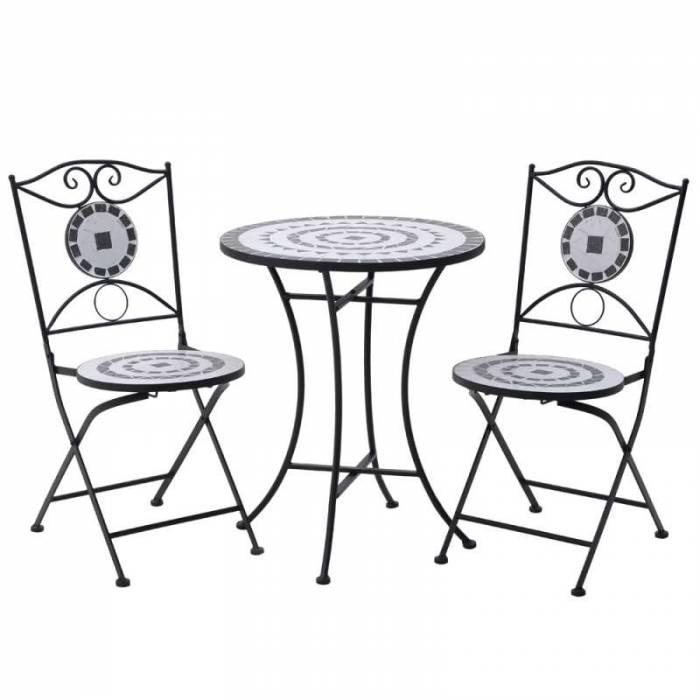 Set scaune cu masă Sharri