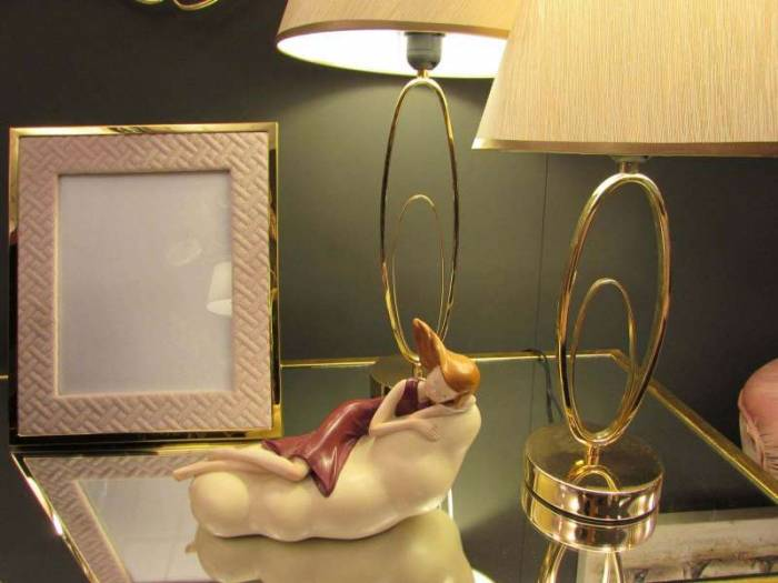 Decorațiune Lola, 16x25x11 cm, rasina, rosu