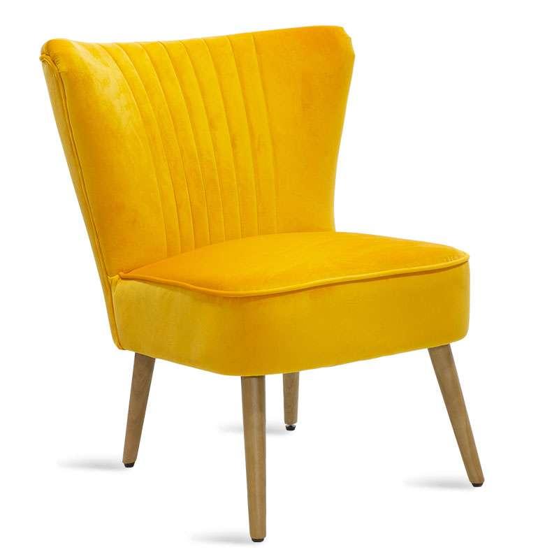 Fotoliu Storck Yellow