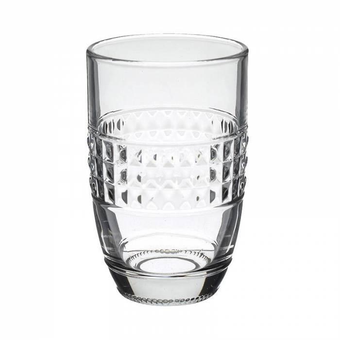 Set de 6 pahare de apă Rudy